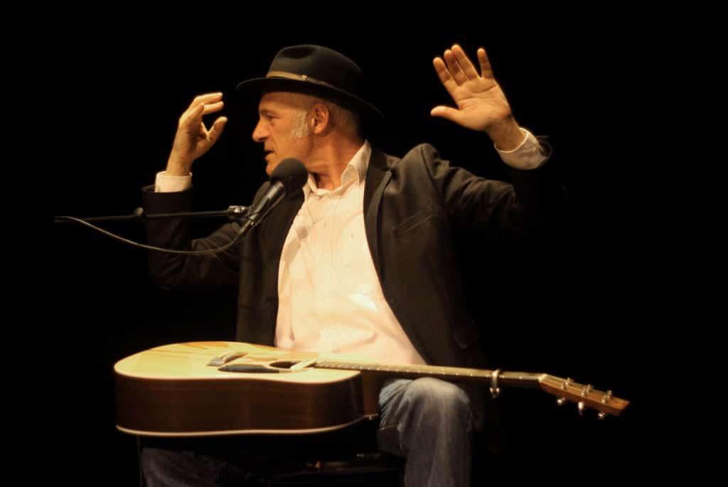 Francois Vincent à la guitare : La vengeance du grand Murdoch